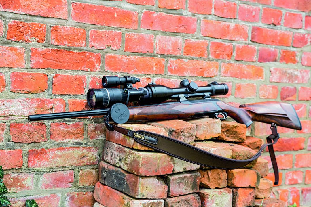 Wenn die Wildschäden Überhand nehmen, dann kommt die Jagd mit Nachtsichtgerät in Betracht. SAUEN-Leser Malte Stock* konnte ein solches Gerät testen.