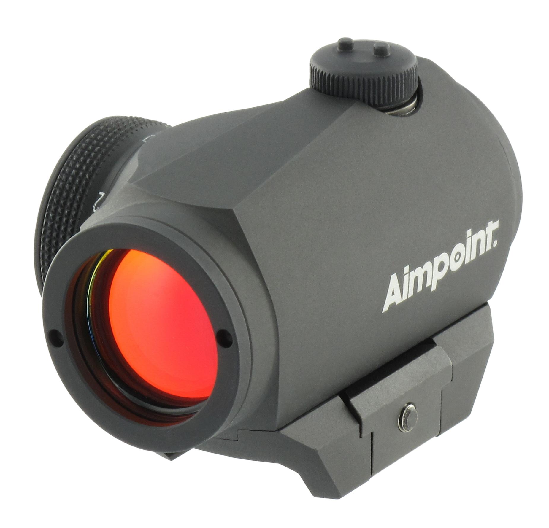 Reflexvisiere im Test - Aimpoint Micro H1