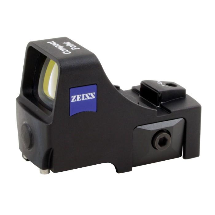 Reflexvisiere im Test - Zeiss Compact Point