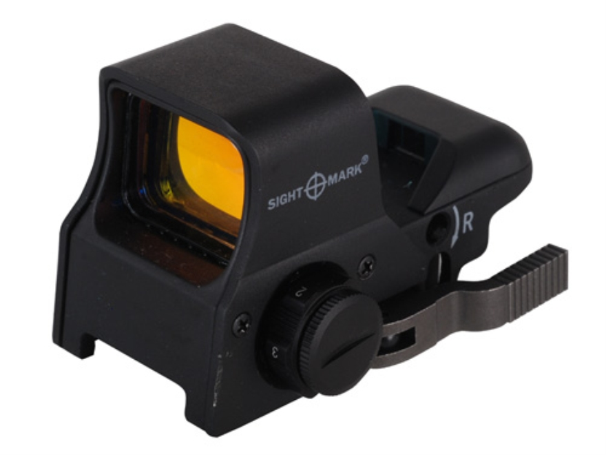 Reflexvisiere im Test - Sight Mark Ultra Shot