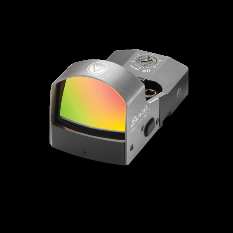 Reflexvisiere im Test - Burris Fastfire III