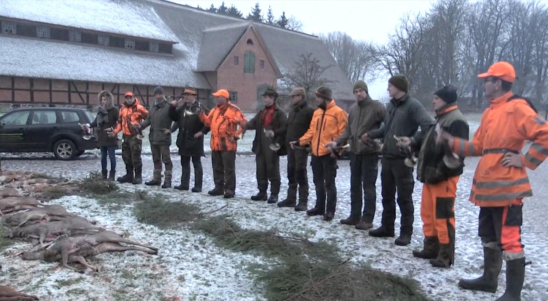 Drückjagd in der Heimat Teil 2 - JÄGER Prime - Jagdvideos in FullHD
