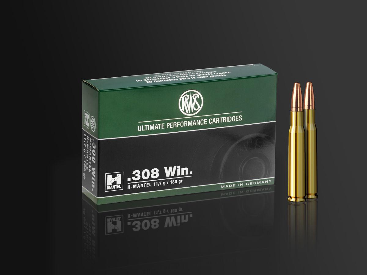 .308 Winchester - Ein beliebtes Kaliber, aus gutem Grund? ©Hersteller