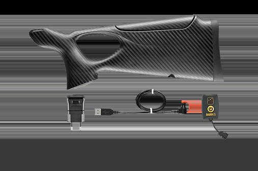 Perfekt für die Drückjagd - SAUER ERGO HEAT heißt die weltweit erste Pistolengriffheizung für neue Jagdbüchsen von SAUER.