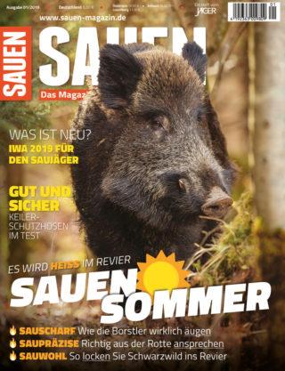 Sauen Sommer