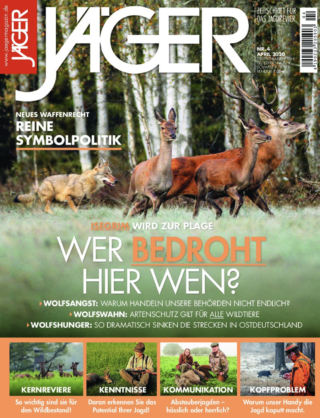 JÄGER Ausgabe April 2020